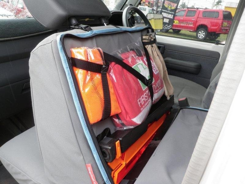 Car First Aid Kit >> First aid kits/In car safety bag at Light Fleet Safety Solutions